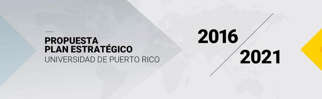 PLAN ESTRATEGICO UPR