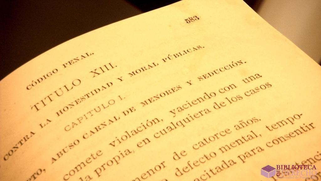 Código Penal 1902