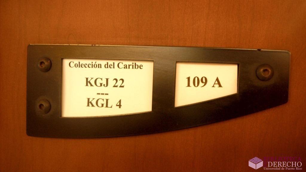Colección Jurídica del Caribe