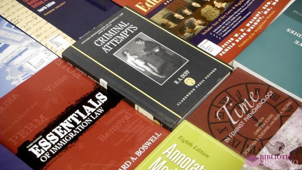 Colección Jurídica de Circulación y Reserva