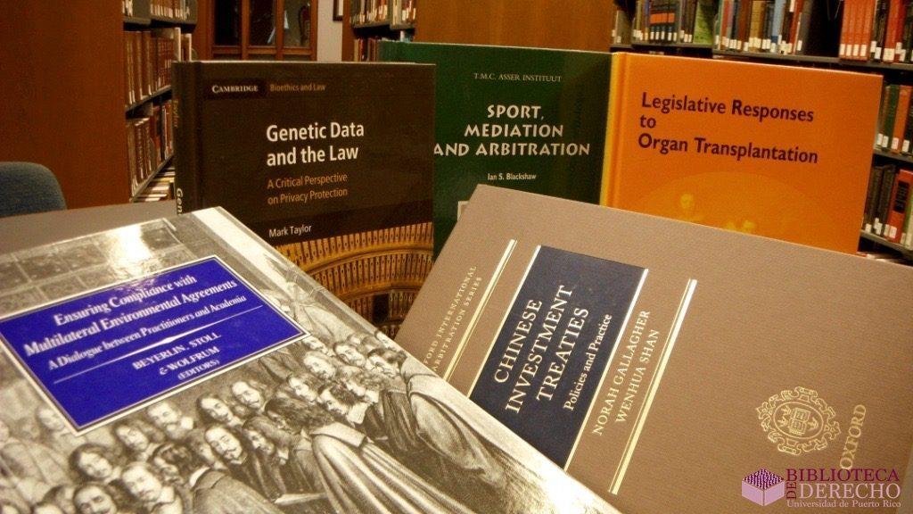 Colección Jurídica General