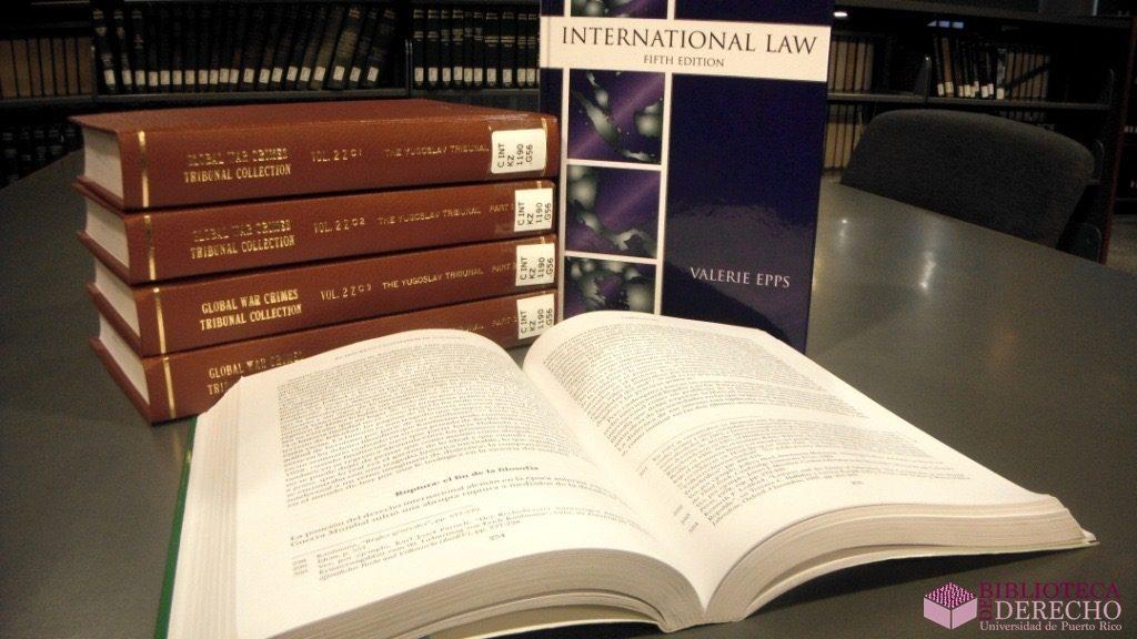 Colección Jurídica Internacional