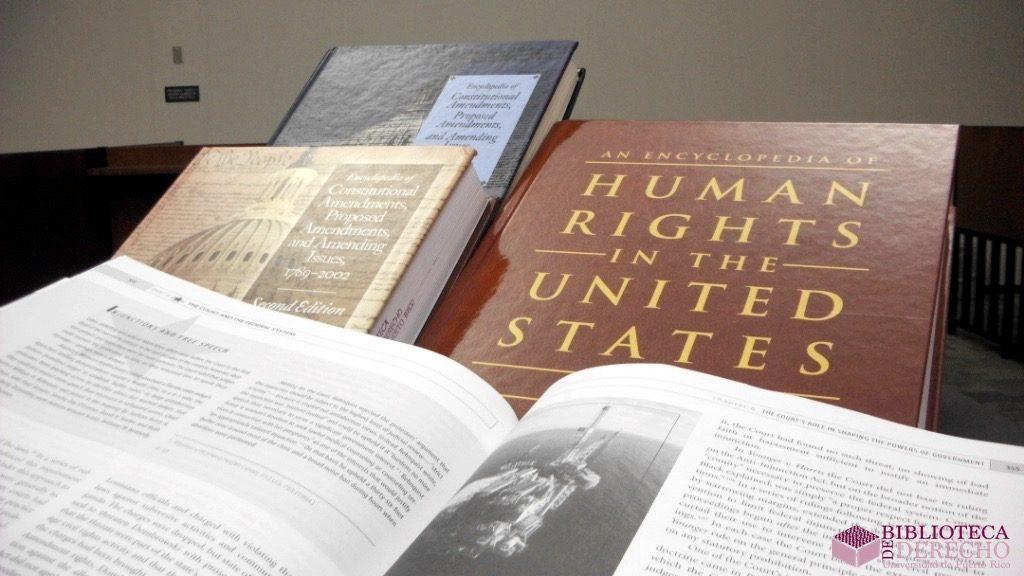 Colección Jurídica de Referencia