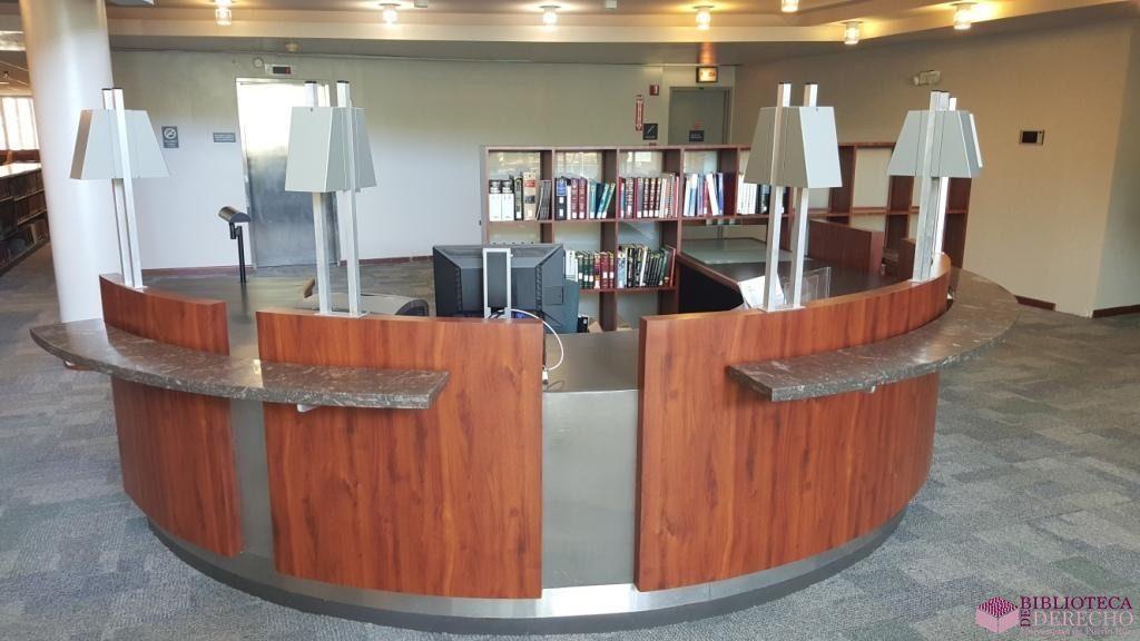 Facilidades de la Biblioteca de Derecho de la UPR 002