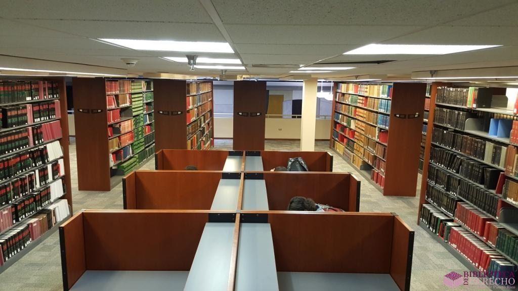 Facilidades de la Biblioteca de Derecho de la UPR 007