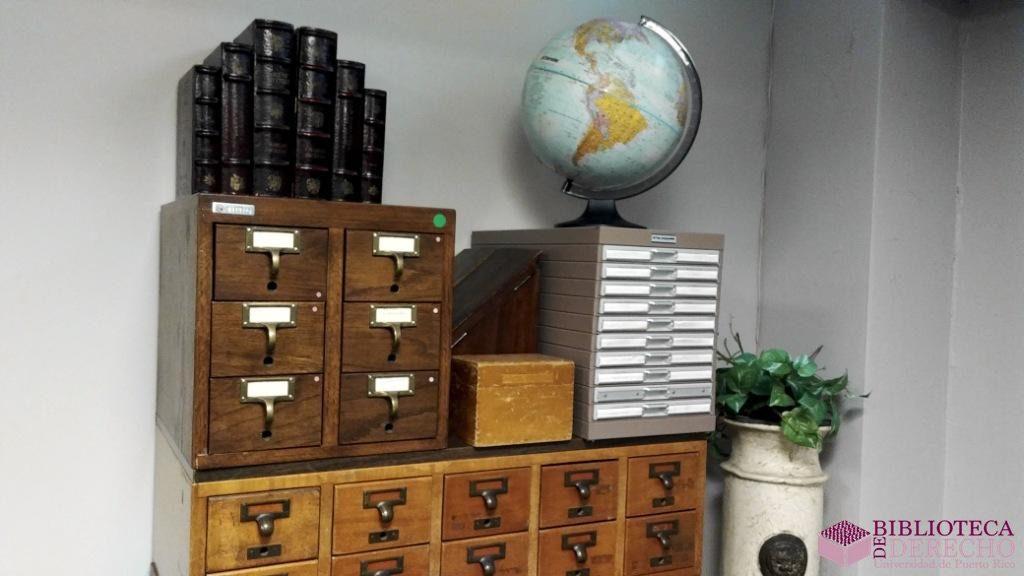 Sala de Documentos Judiciales y Colecciones Especiales