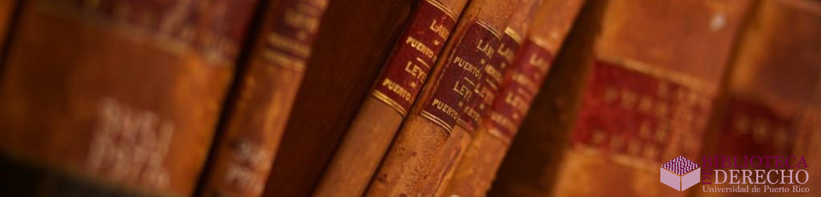 Colección Jurídica de Puerto Rico