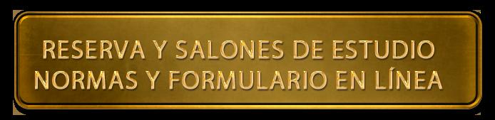 Reserva y Salones Formulario
