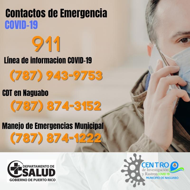 Consejos CIVID-18 DEPARTAMENTO DE SALUD