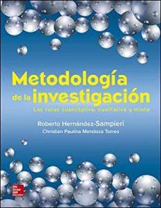 Metodologa de la investigaci¢n Hernandez-sampieri, Roberto