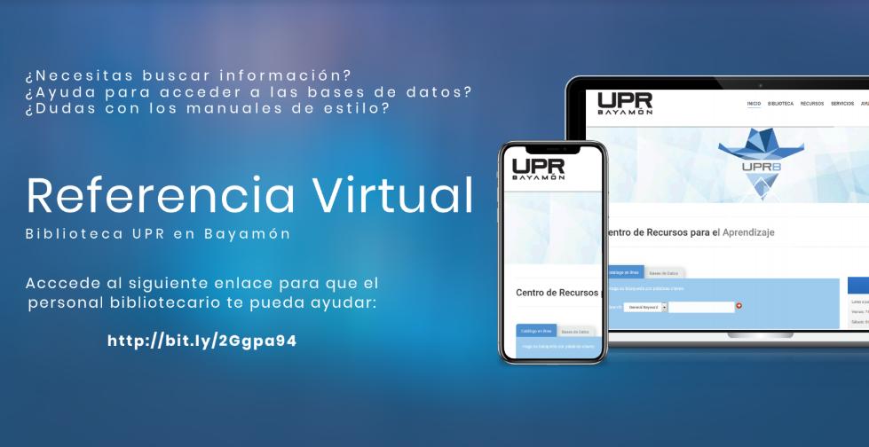 Referencia Virtual