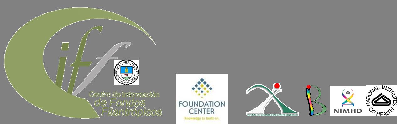 Imagen del Centro de Fondos Filantrópicos y agencias que hicieron posible su establecimiento