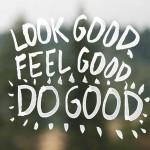 Imagen representativa de verse bien ayuda también a sentirse bien.