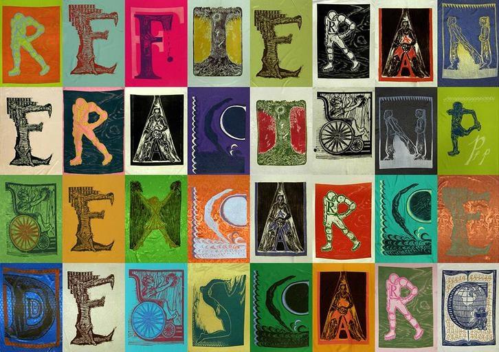 Imagen de arte creado por el Maestro Martorell