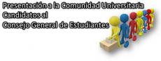 Imagen representativa a la presentación de los candidatos al Consejo General de Estudiantes UPR Cayey