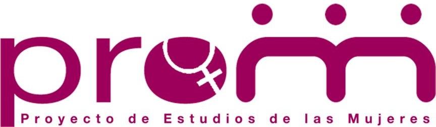 Logo representativo del Proyecto de Estudios de las Mujeres