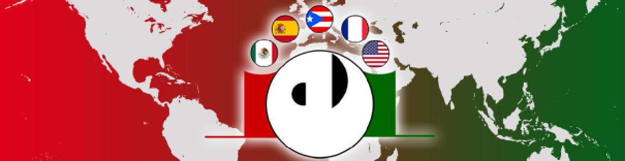 Banner representativo al Programa de Intercambio de la UPR en Cayey