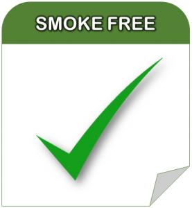 Imagen representativa a la campaña Smoke Free