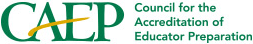 Imagen del logo de Council for the Accreditation of Educator Preparation