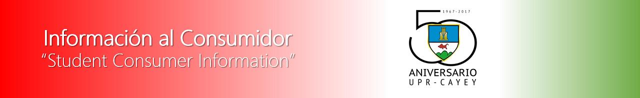 Imagen de Banner para la área de Student Consumer Information