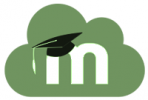 Logo del servicio de Online Moodle