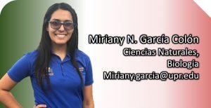 Imagen tutor Miriany Garcia