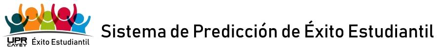 Sistema de Predicción de Éxito Estudiantil