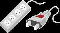 Extesion-multiplug