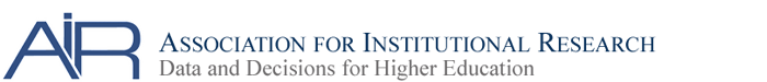 Association for Institucional Research Logo