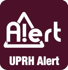 icono de UPRH Alert