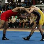 Foto de luchador olímpico de UPRH