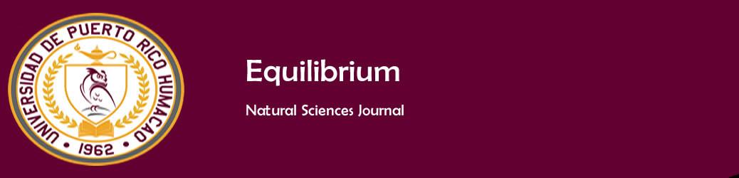 Cintillo de la Revista Equilibrium