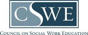 Logo de Council on Social Work Education