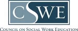 Logo de Council on Social Work Education