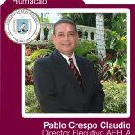 Foto de Exalumnos distinguido Pablo Crespo Claudio Director Ejecutivo de AEELA