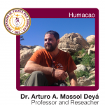 Foto de exalumno distinguido Dr. Arturo A. Massol Deyá