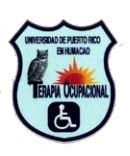 Logo del Departamento de Terapia Ocupacional