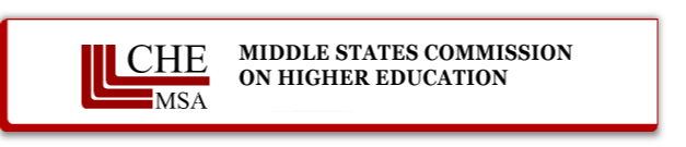 Logo de Middle States Commision on Higher Education