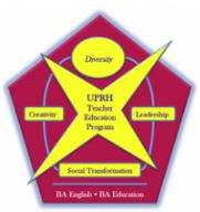 English Dept. logo