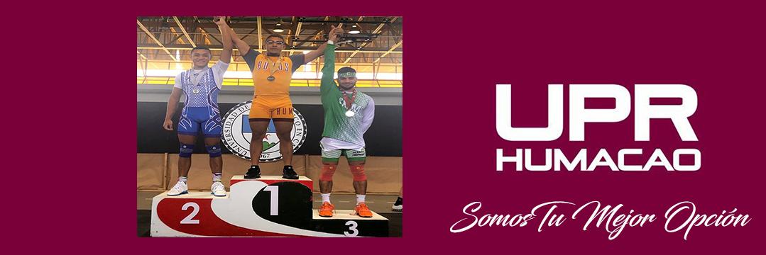 Foto de atletas ganadores de UPRH
