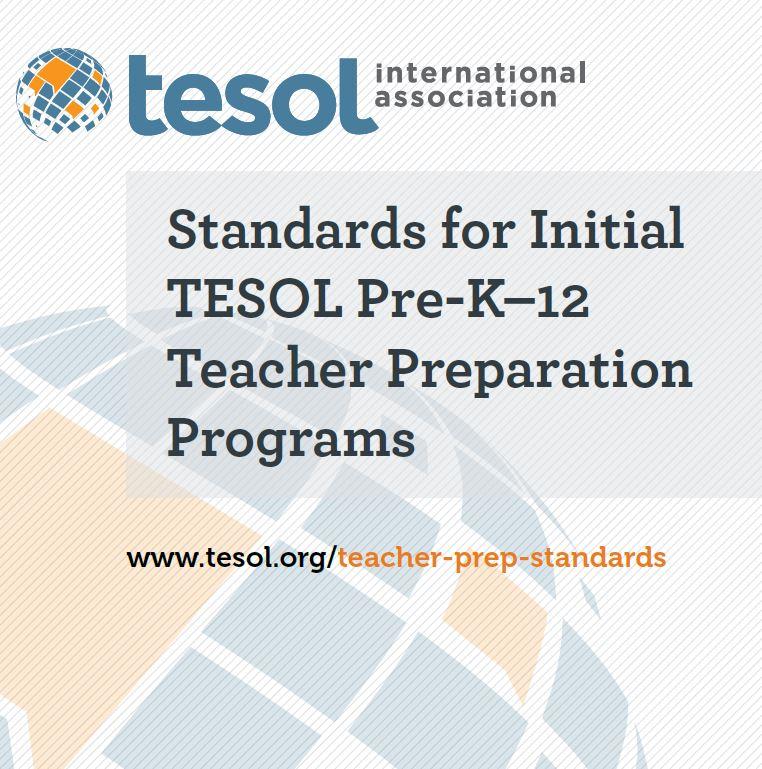 Tesol Standards