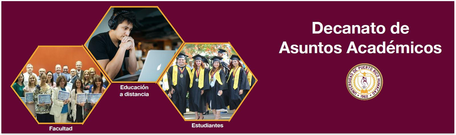 decanato academicos banner