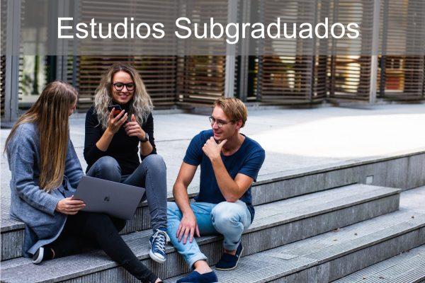 Decep Estudios Subgraduados