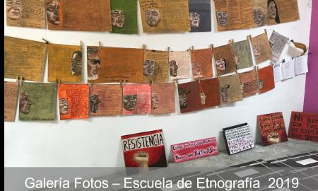 Galeria Fotos Escuela Etnografía