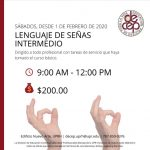 Lenguaje de Señas Intermedio