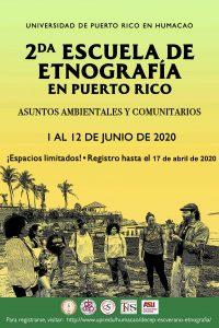 Afiche etnografia 2020 ESP