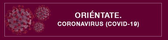 Banner sobre Coronavirus