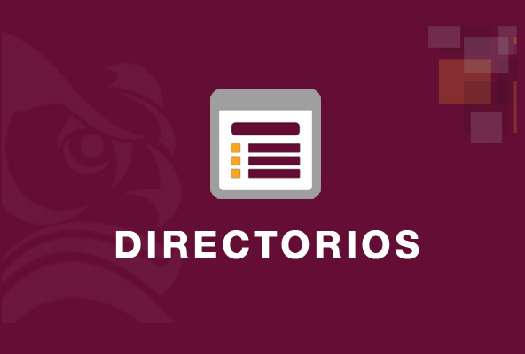 Icono de Directorios