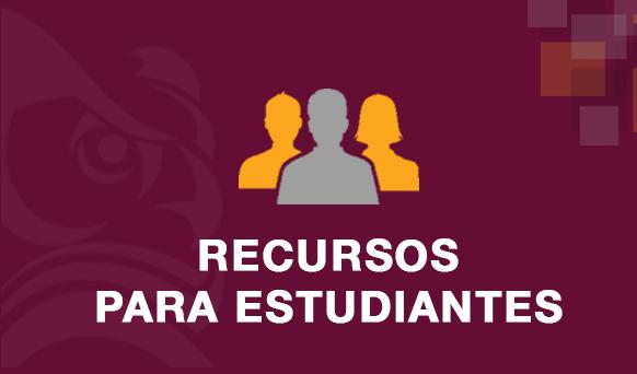 icono para recursos para estudiantes