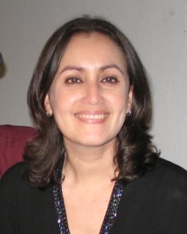 Profesora Sandra Rodriguez
